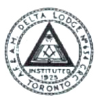 delta lodge no. 634 logo