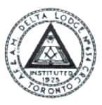 delta lodge no. 634 logo