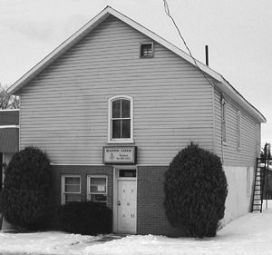 Mount Albert Masonic Hall