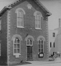 Original Masonic Lodge on Yonge st. Richmond Hill